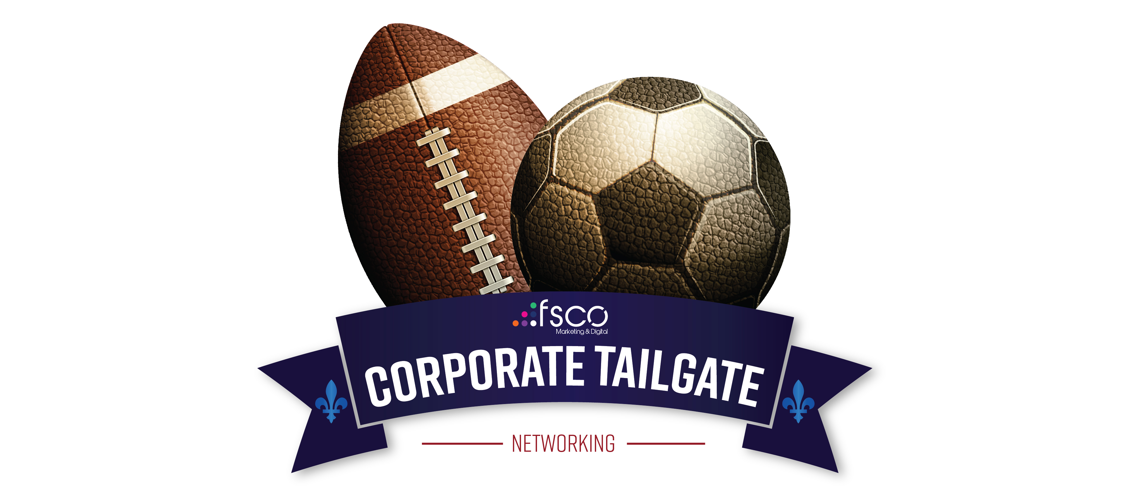 Corporate Tailgate, networking in Montreal, with a unique twist on June 22nd